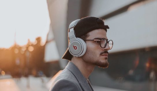 Neon Bluetooth Wireless On-Ear Headphones Audio JLab